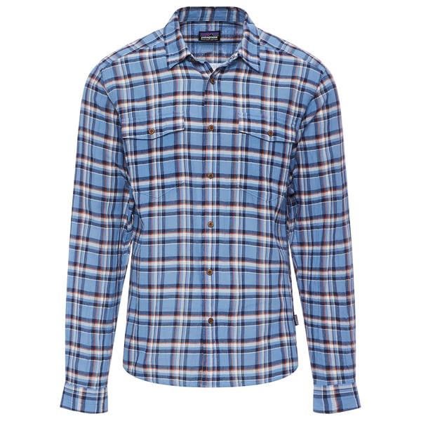 Patagonia L/S Steersman Shirt Männer - Outdoor Hemd