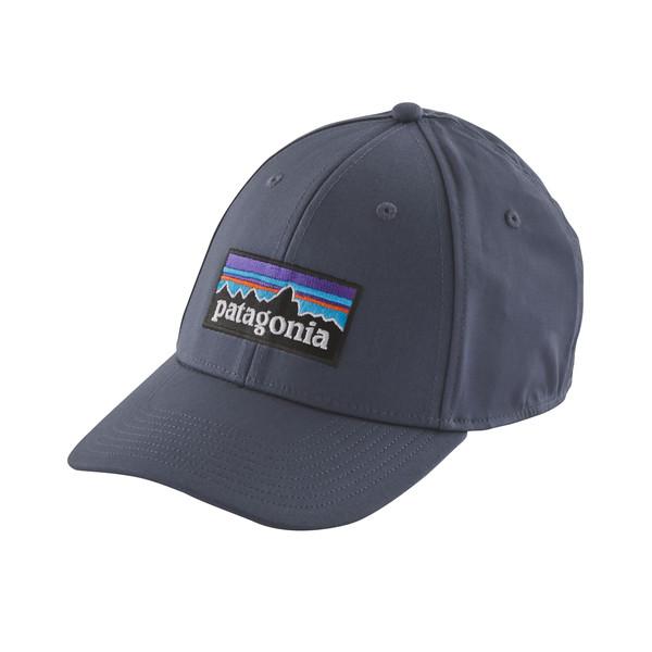 Patagonia P-6 Logo Stretch Fit Hat Männer - Mütze