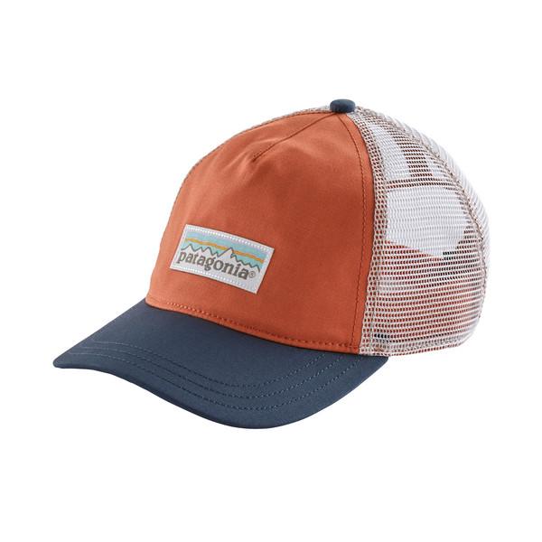 Patagonia Pastel P-6 Label Layback Trucker Hat Frauen - Mütze