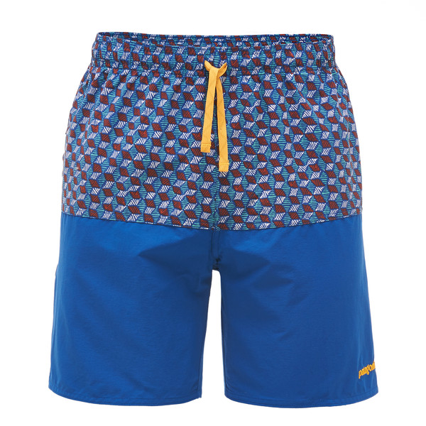 Patagonia Stretch Wavefarer Volley Shorts - 17 in. Männer - Badehose