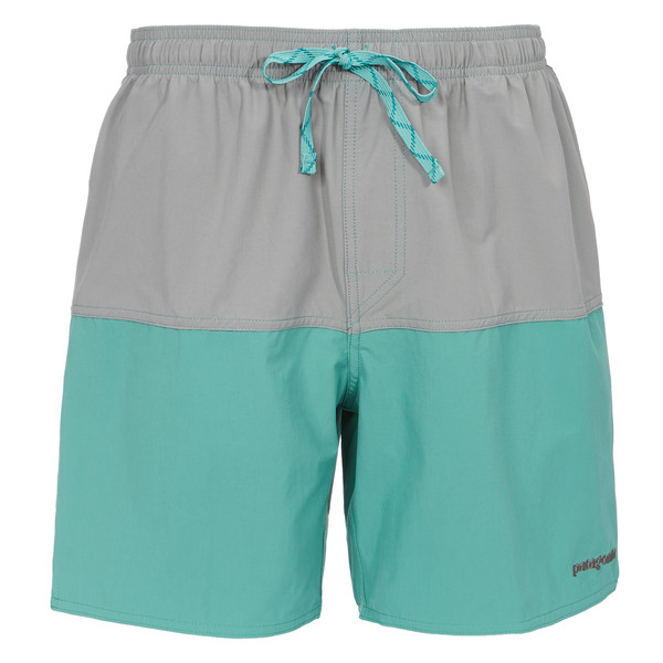 Patagonia M' S STRETCH WAVEFARER VOLLEY SHORTS - 17 IN. Männer - Badehose