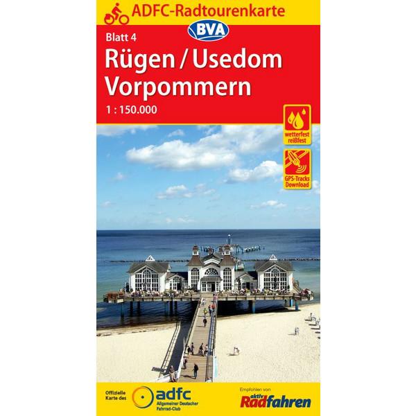 ADFC 4 Rügen/Usedom Vorpommern