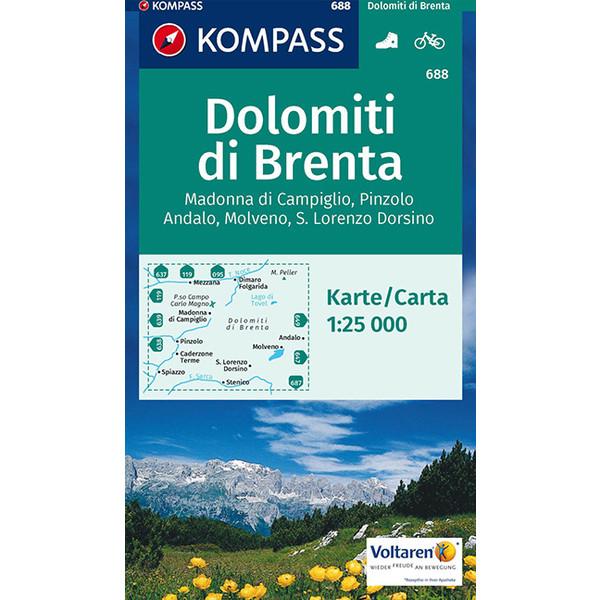 KOKA 688 Dolomiti di Brenta