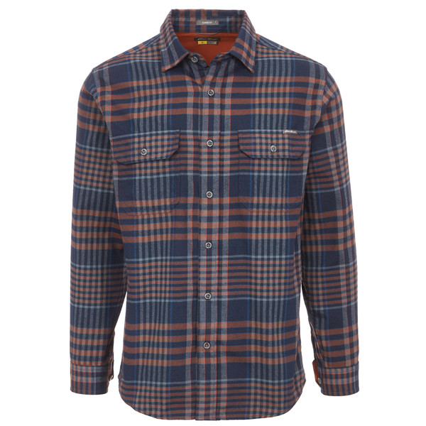 Eddie Bauer Expedition Flanellhemd Männer - Outdoor Hemd