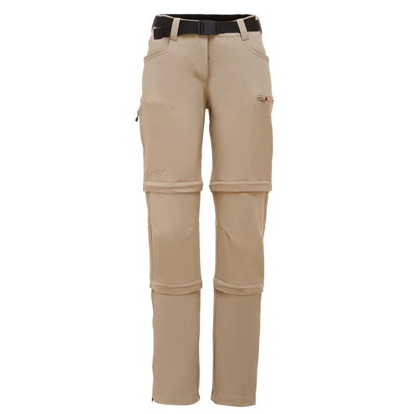 Maier Sports Rovina Zip Frauen - Trekkinghose