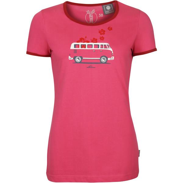 Elkline DRUMUNDDRAN Frauen - T-Shirt