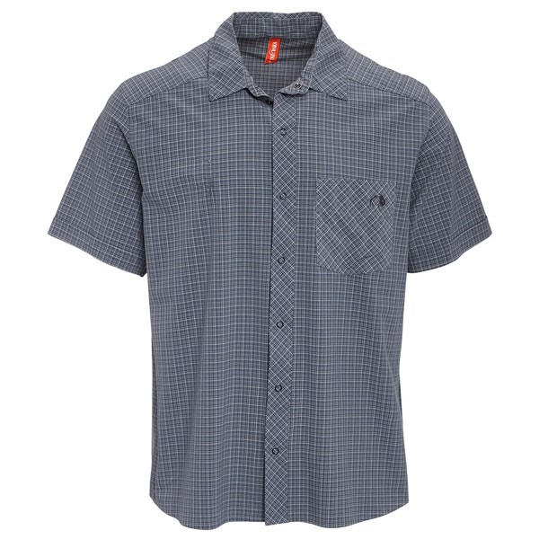 Tatonka Jonne S/S Shirt Männer - Outdoor Hemd