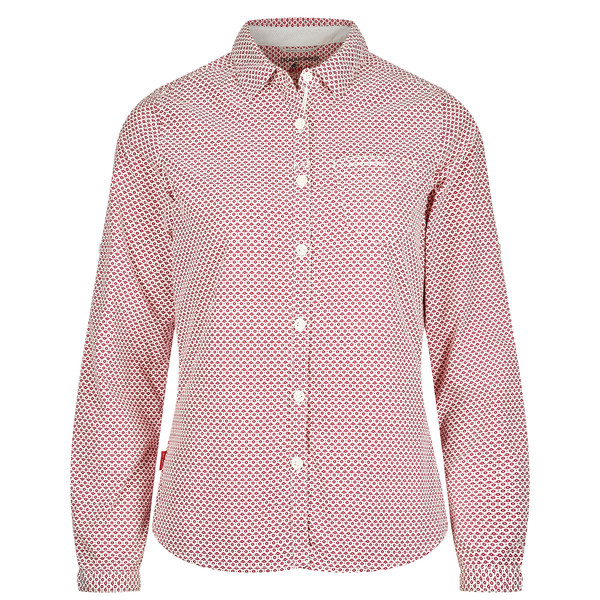 Craghoppers NosiLife Adoni Langarm Shirt Frauen - Mückenschutz Kleidung