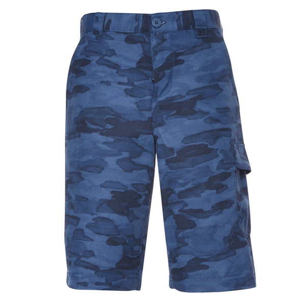 Columbia SILVER RIDGE PRINTED SHORT Kinder - Shorts