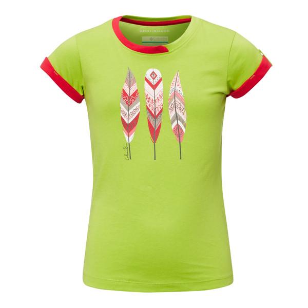 Columbia Lost Trail S/S Tee Kinder - T-Shirt