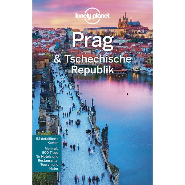 LP dt. Prag & Tschechische Republik