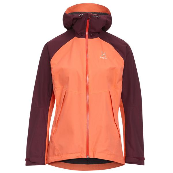 Haglöfs Esker Jacket Frauen - Regenjacke