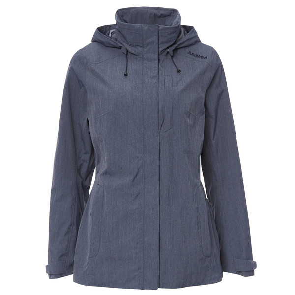 Schöffel Damen ZipIn! Jacket Fontanella Frauen night blue