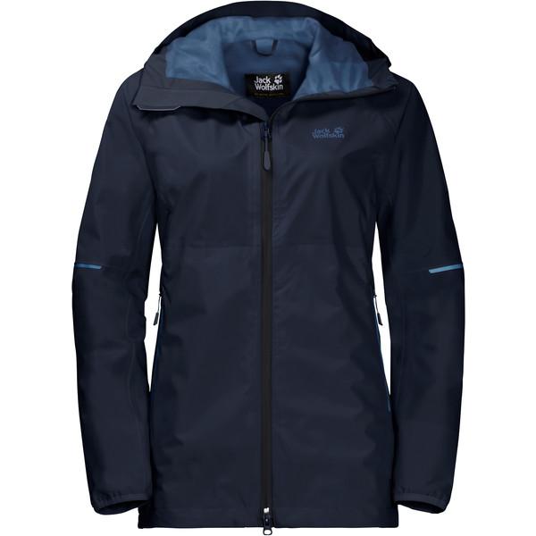 Jack Wolfskin Sierra Pass Jacket Frauen - Regenjacke
