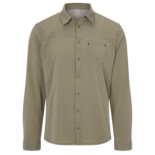 Millet Biwa Stretch Shirt LS Männer - Outdoor Hemd