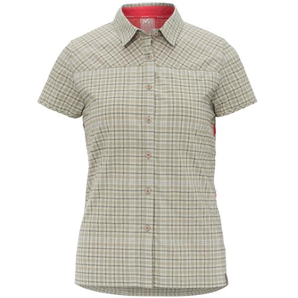 hot sale online 52ecd d1e16 Millet LD CASTLE PEAK SHIRT SS Outdoor Bluse