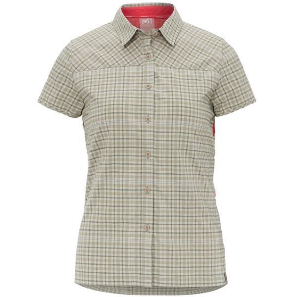 Millet LD Castle Peak Shirt SS Frauen - Outdoor Bluse