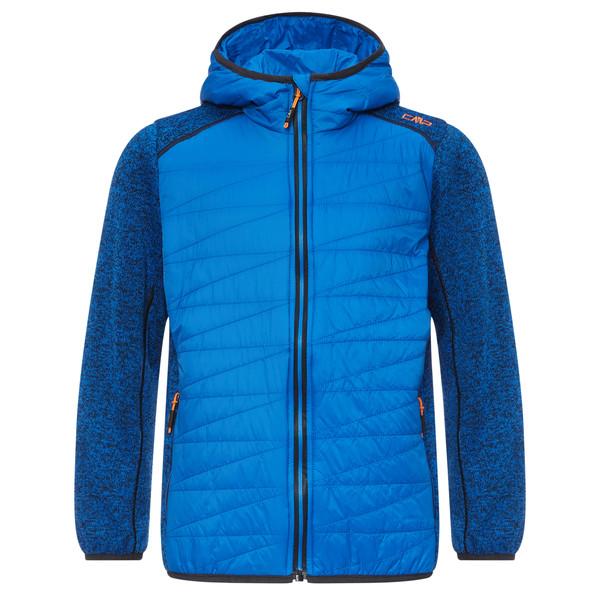 CMP Fix Hood Hybrid Jacket Kinder - Fleecejacke