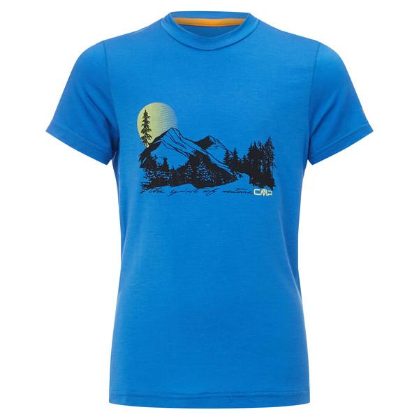 CMP T-Shirt Bamboo Kinder - Funktionsshirt