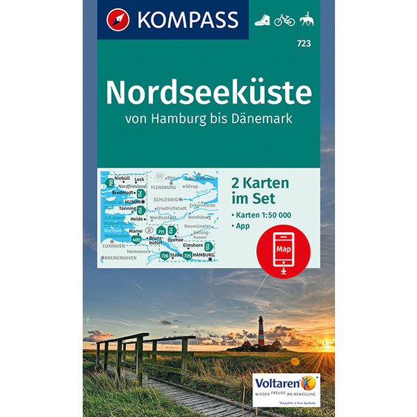 KOKA 723 Nordseeküste Hamburg - Dänemark