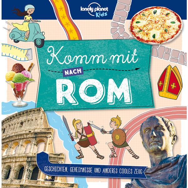LP DT. KINDERREISEFÜHRER ROM - Kinderbuch