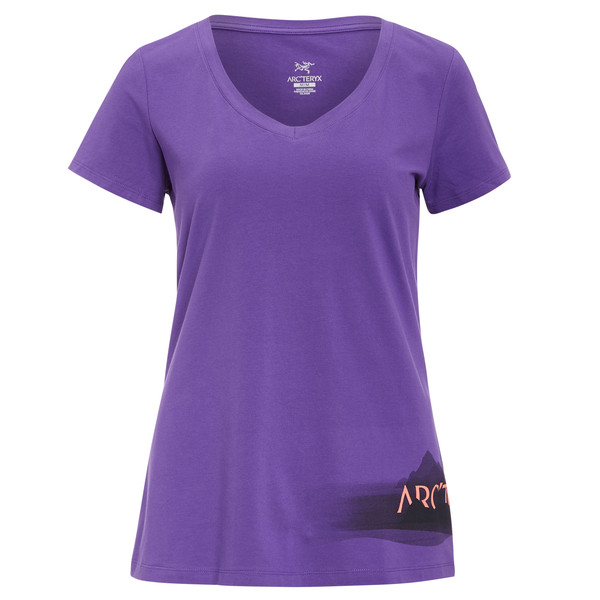 Arc'teryx Remote SS V-Neck Frauen - T-Shirt