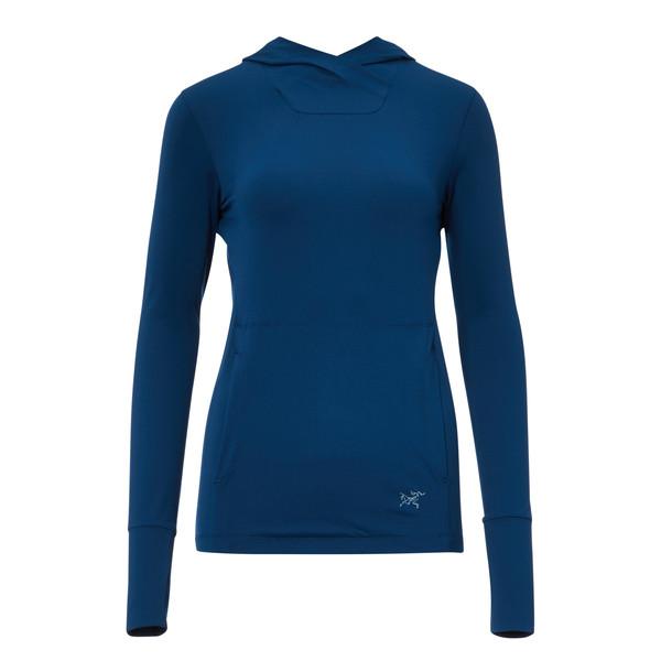 Arc'teryx Varana Hoody Frauen - Langarmshirt