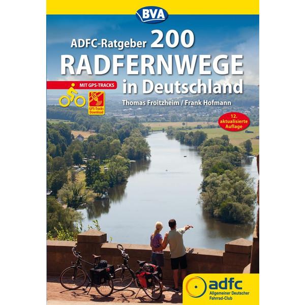 200 Radfernwege in Deutschland