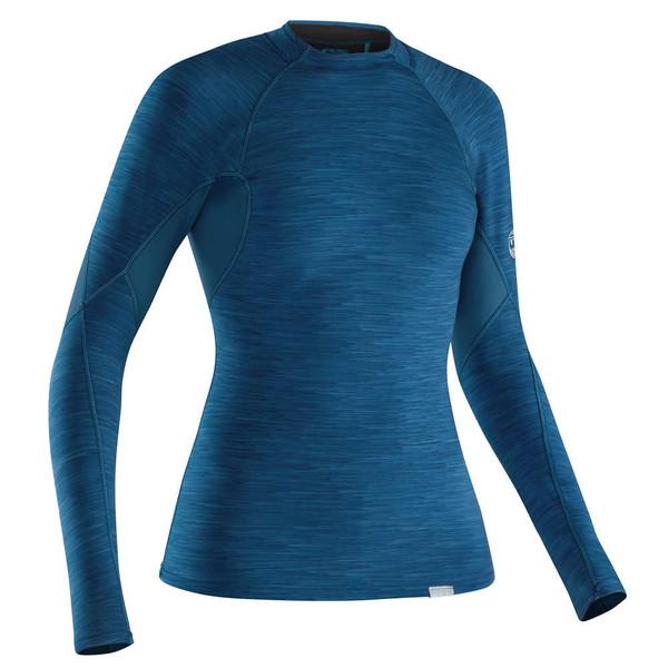 NRS Hydroskin 0.5 L/S Shirt Frauen - Neoprenbekleidung