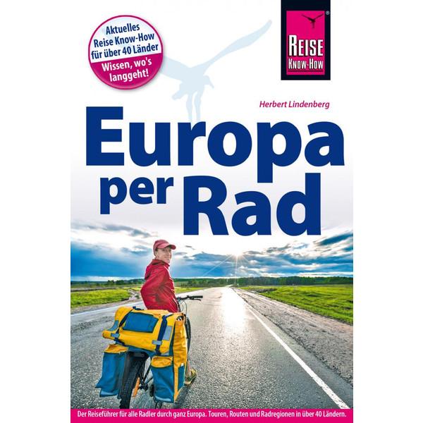 RKH Fahrradführer Europa per Rad