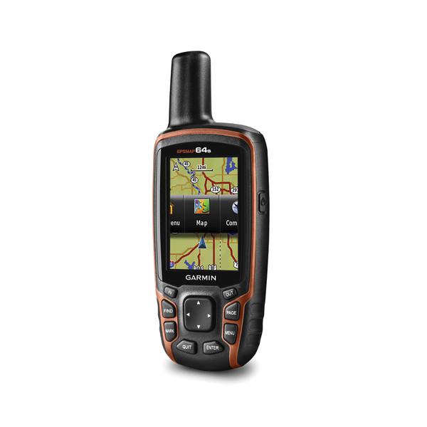 Garmin GPSMAP 64S + TOPO DEUTSCHLAND V8 PRO - GPS-Gerät