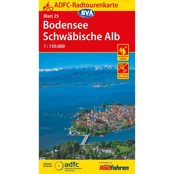 ADFC 25 Bodensee Schwäbische Alb