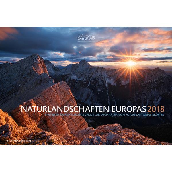 Naturlandschaften Europas 2018