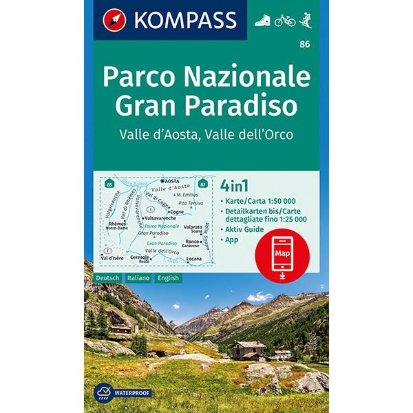 KOKA 86 Nationalpark Gran Paradiso