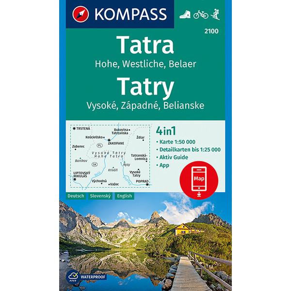 KOKA 2100 Tatra