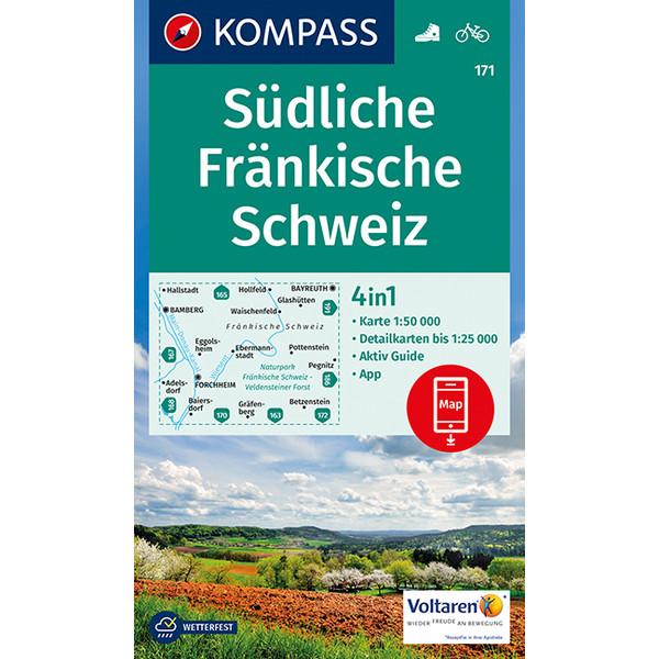 KOKA 171 Südliche Fränkische Schweiz