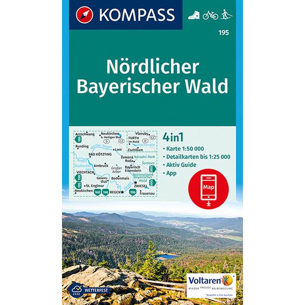 KOKA 195 Nördlicher Bayerischer Wald
