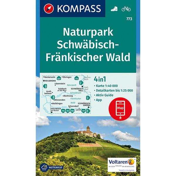 KOKA 773 NP Schwäbisch-Fränkischer Wald