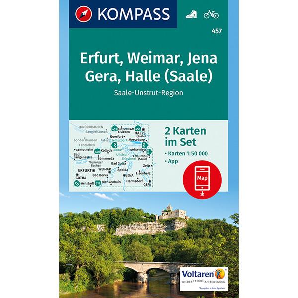 KOKA 457 Erfurt, Weimar, Jena