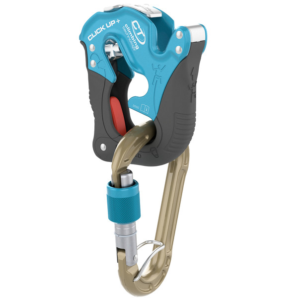 Climbing Technology CLICK-UP+ KIT BLUE - Sicherungsgerät