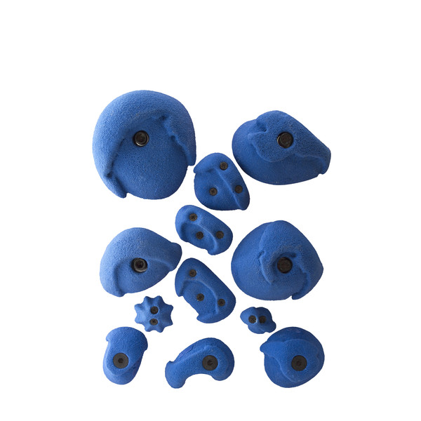 Metolius PU BOULDERING SET  12 PACK - Klettergriffe