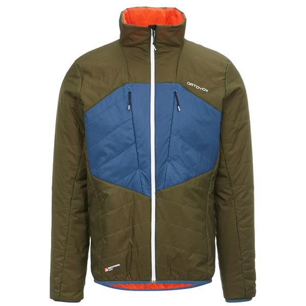 Ortovox Swisswool Dufour Jacket Männer - Übergangsjacke