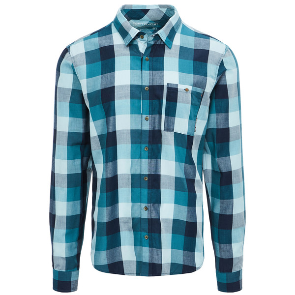 Ortovox Cortina Shirt Long Sleeve Männer - Outdoor Hemd
