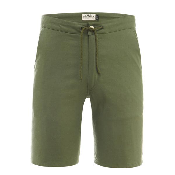 Tierra KAIPARO HEMP SHORTS M Männer - Shorts