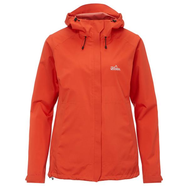 Tierra Flon Rain Jacket Frauen - Regenjacke