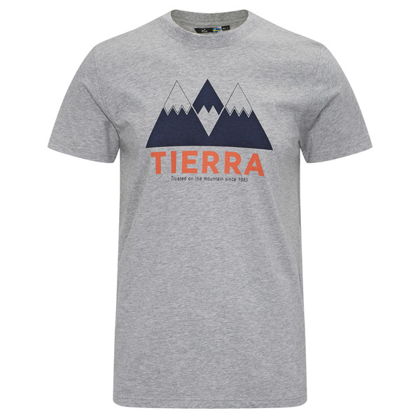 Tierra TRUSTED TEE M Männer - T-Shirt