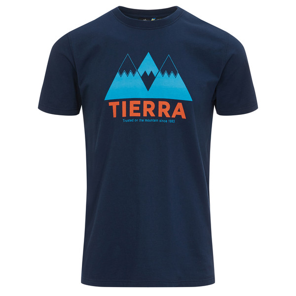 Tierra TRUSTED TEE M Männer - T-Shirt