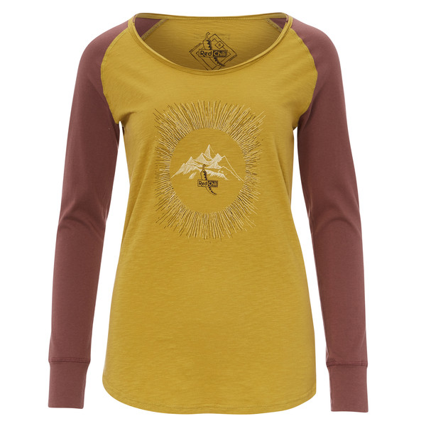 Red Chili Kimara Longsleeve Frauen - Langarmshirt