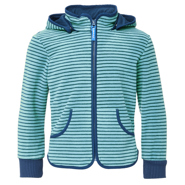 Finkid Tonttu Striped Kinder - Fleecejacke