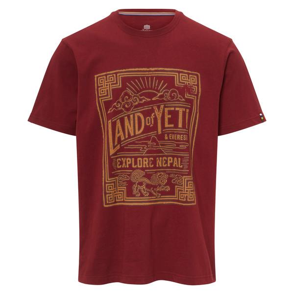 Sherpa Yeti Tee Männer - T-Shirt